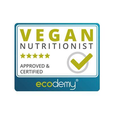 certificate vegan